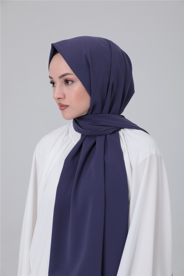 Medina Sılk Dark Purple